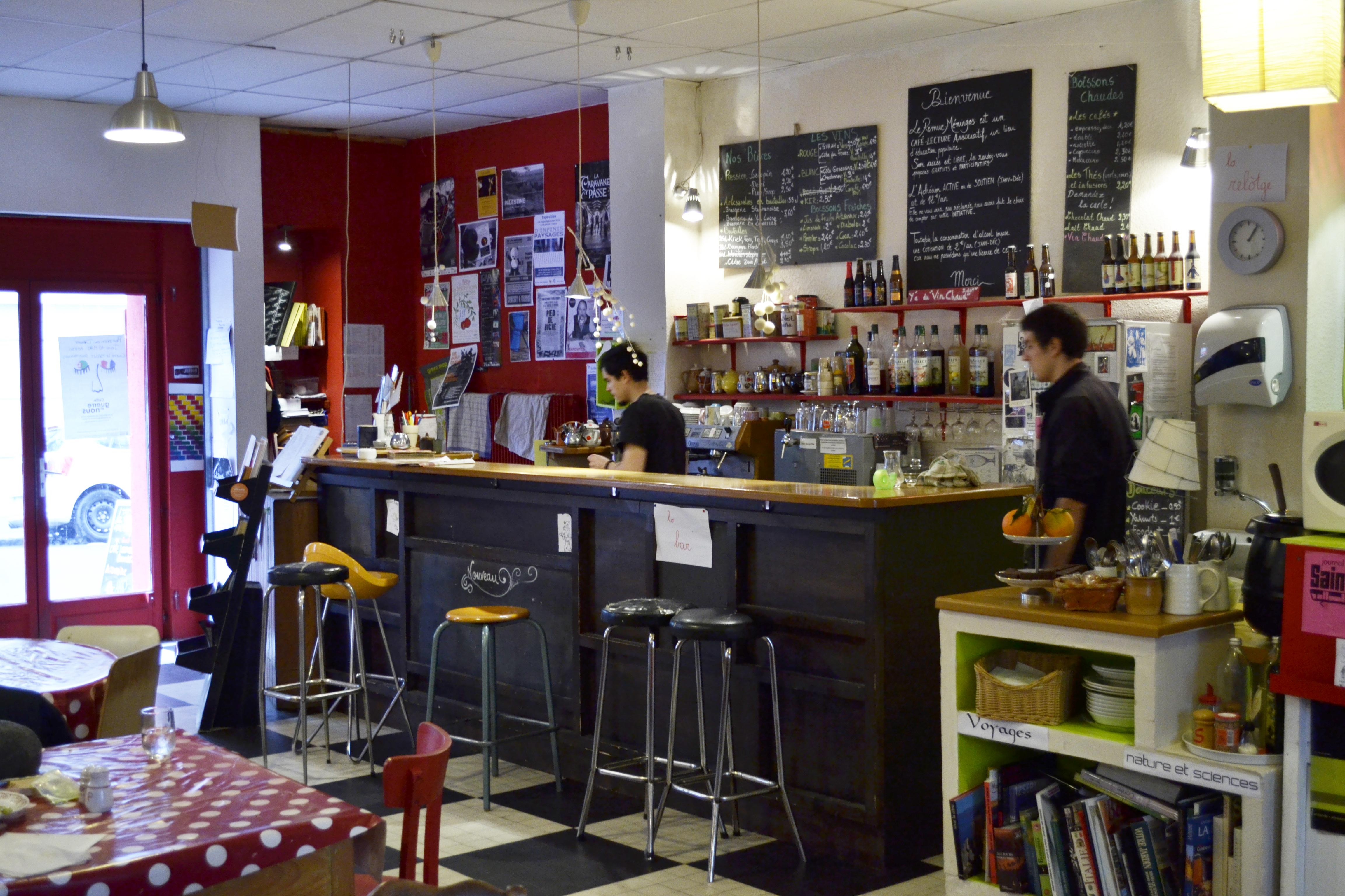 Bar du Café